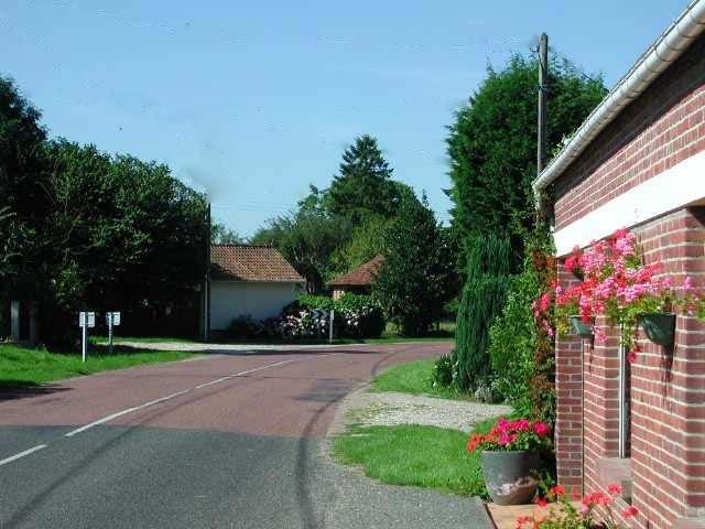 Route de Liercourt